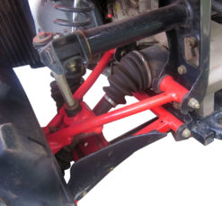 Rear Driveline/Suspension