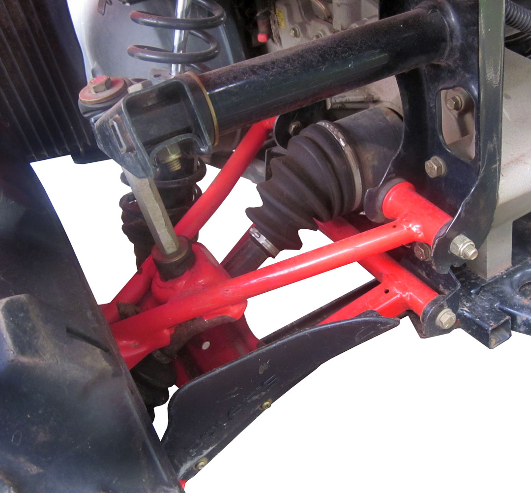 Rear Drive line/ Suspension