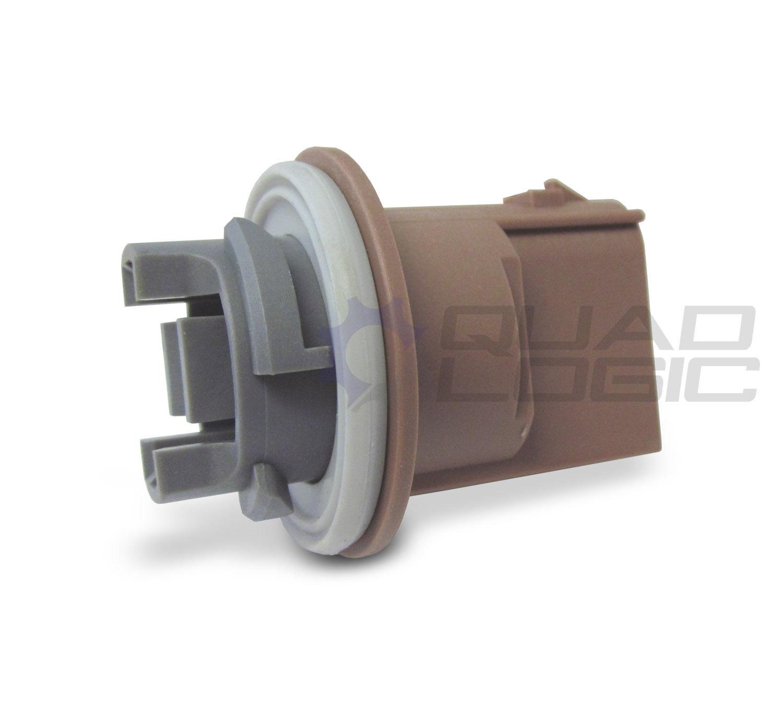 Rzr 800 Tail Light Lamp Socket Quad Logic
