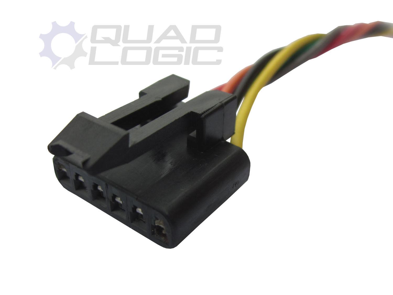 Sportsman XP LH Handlebar Controls Pigtail Harness – Quad LogicQuad Logic