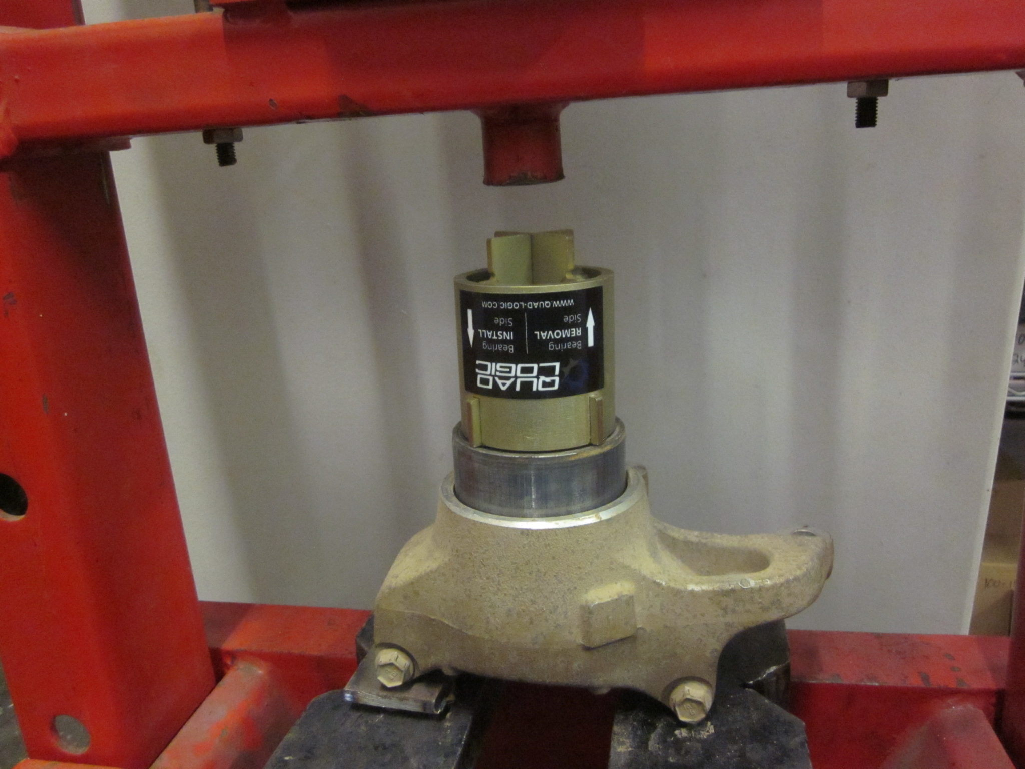 RZR 1000 Wheel Bearing Install/Removal Press Tool