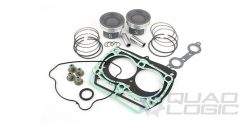 Polaris Sportsman 800 RZR 800 Top End Rebuild Kit - Pistons, Rings, Gasket Kit