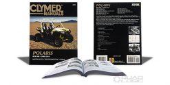 Polaris RZR 800 (2008-2014) Clymer Shop Service Repair Manual