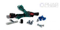 Polaris Aftermarket LED Headlight Adapter Kit